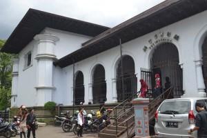 Aktifitas Pengunjung Museum Pos Indonesia