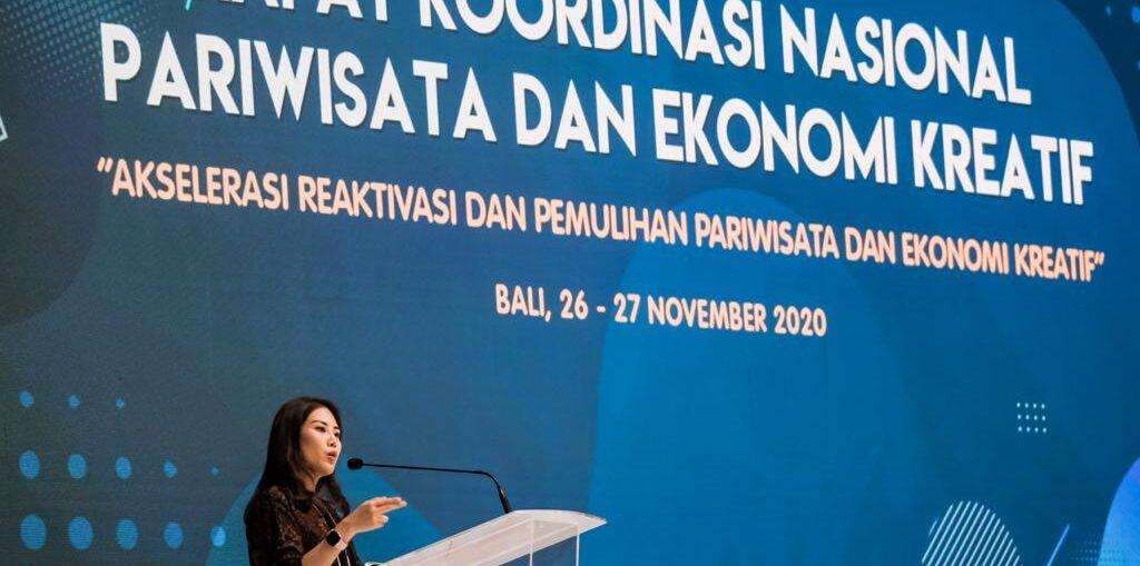 Rapat Koordinasi Nasional Kemenpaekraf