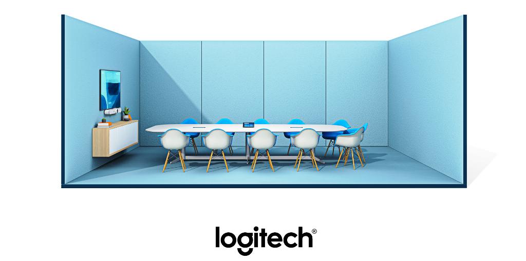 Logitech Kenalkan Hybrid Office
