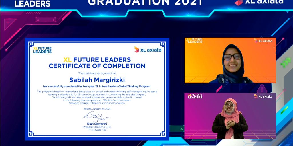 Mahasiswa XL Future Leaders