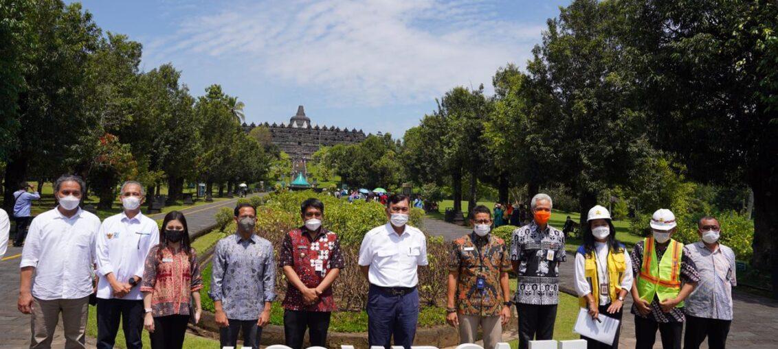 Kelestarian Candi Borobudur