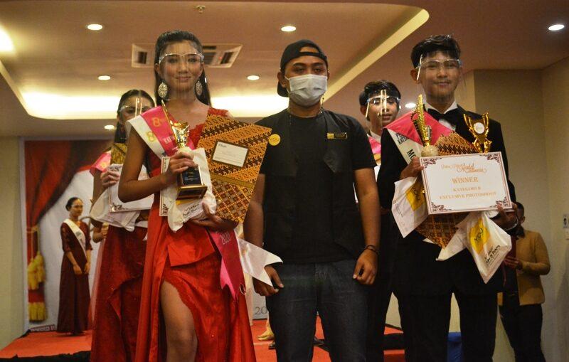 Putera Puteri Model Indonesia