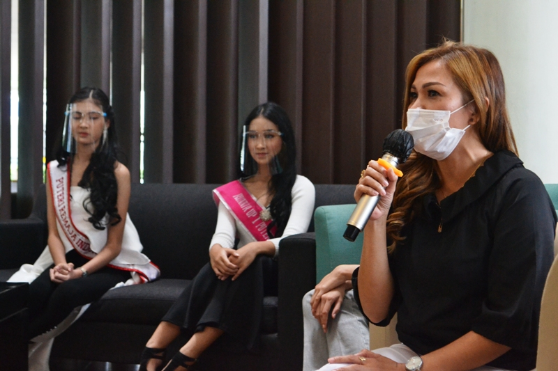 meet & Greet sambut antusias peserta PRI dan PCI Jawa barat 2020
