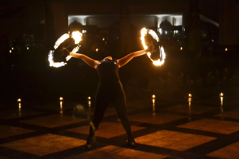 The Jayakarta Suites Bandung dalam aksi earth hour