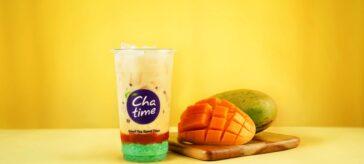 chatime mango teman takjil