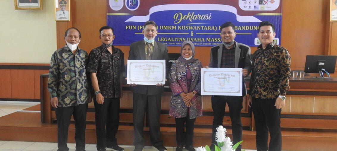 Deklarasi FUN Kota Bandung