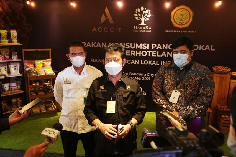 Accor Group Dukung Kementan Dorong Pangan Lokal Masuk Perhotelan