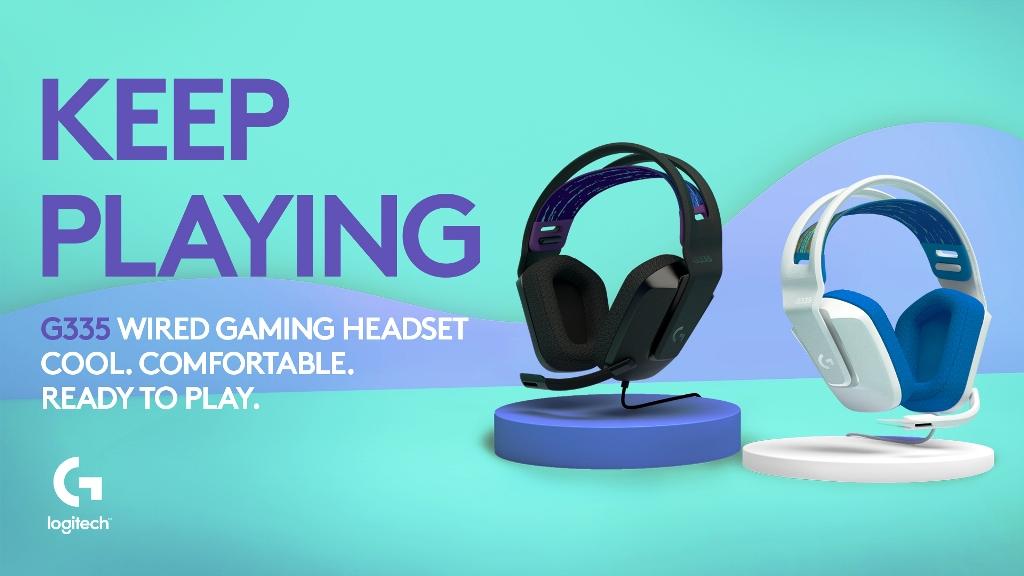 Headset Gaming G335