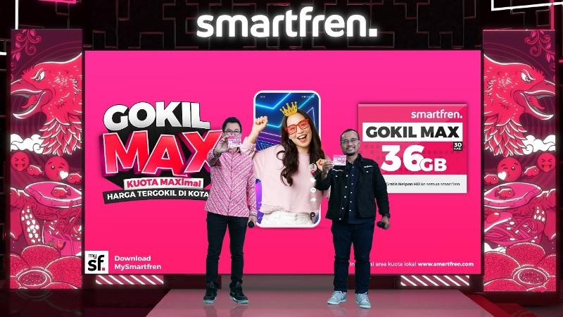 GOKIL MAX