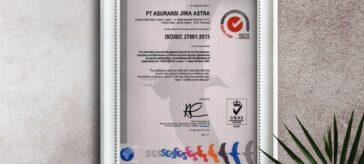 Astra Life Raih ISO