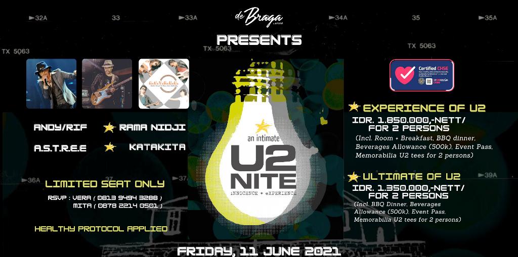 Tribute Nite to U2