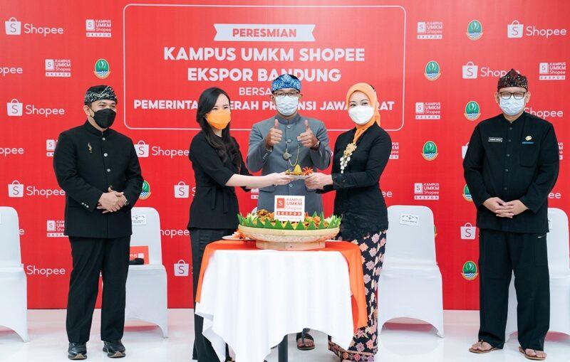 Shopee Indonesia Dukung Revolusi Digital UMKM