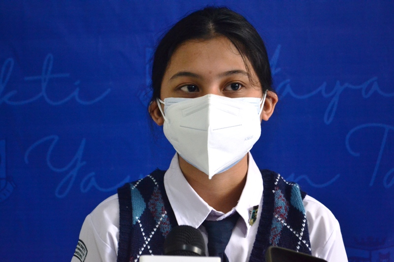 Yayasan Taruna Bakti Gelar Percepatan Vaksinasi Peserta Didik