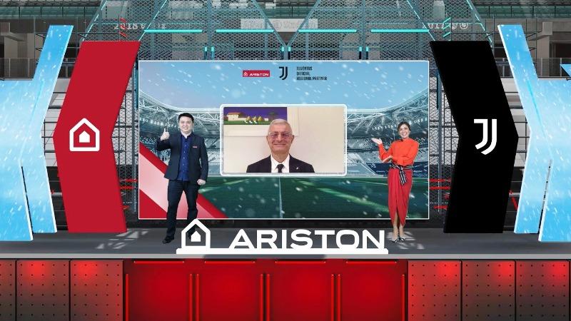 Ariston dan Juventus Lewati Tantangan