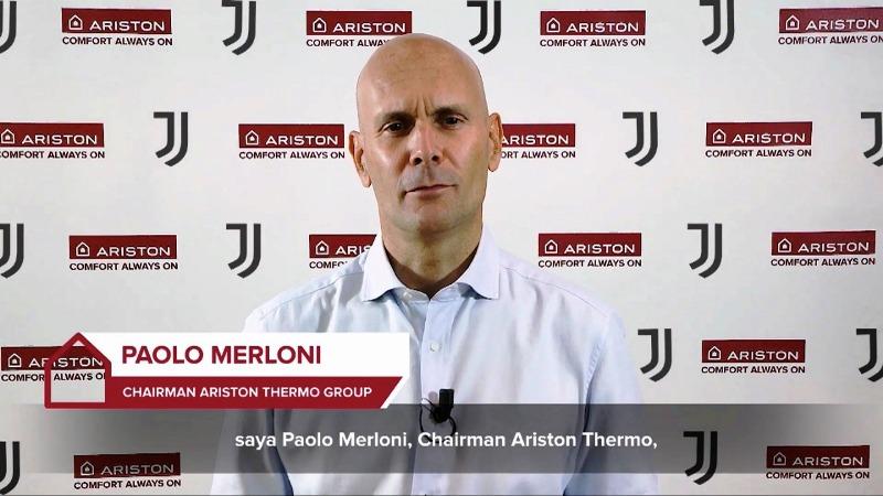 Paolo Merloni Lewati Tantangan